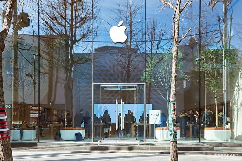 코로나19로 문을 닫았던 애플 가로수길 매장 영업 재개, 지니어스 바, 아이폰 SE