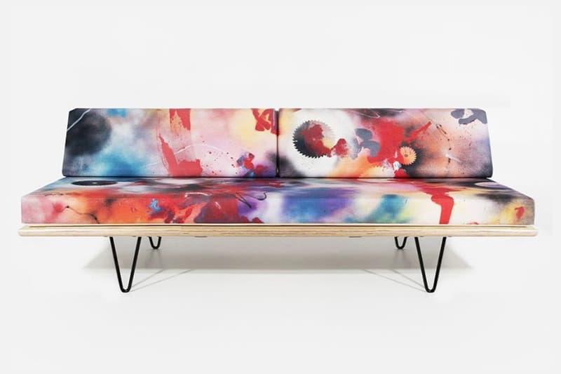 모더니카 x 퓨추라, 한정판 가구 컬렉션 출시, 벤트우드 데이베드, 서랍, 수납, 의자, 홈 퍼니처