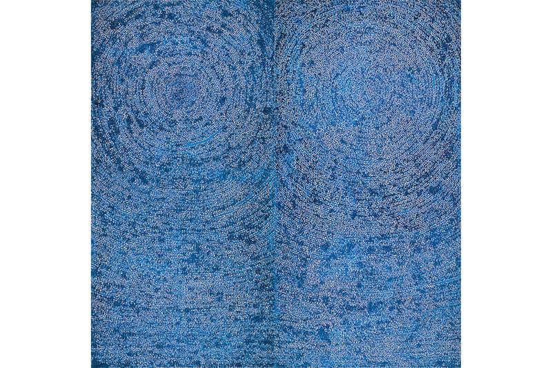 김환기 '우주' 1백32억 원 한국 미술품 최고가 낙찰 이후 첫 공개, 갤러리현대, 현대 HYUNDAI 50, 박수근, 천경자, 이중섭, 이성자
