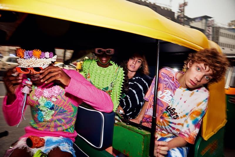 황홀하고 향락적인 로에베 2020 여름 폴라 이비자 컬렉션