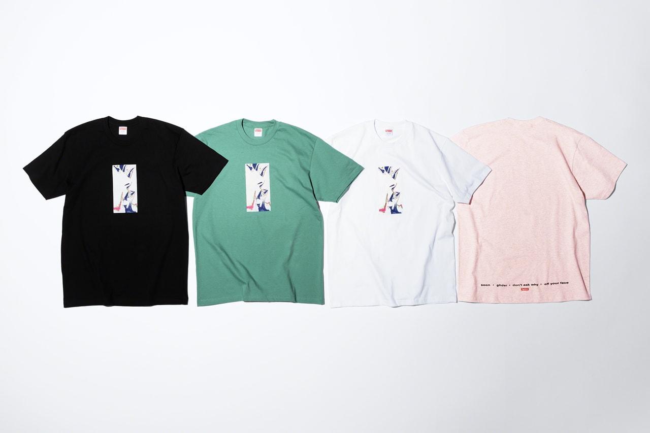 슈프림 x 마이 블러디 발렌타인 협업 캡슐 출시,트러커 재킷, 후디, 마블발, MBV