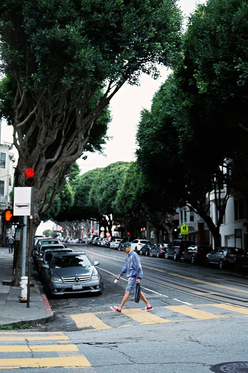 디스이즈네버댓 2020 봄, 여름 'SOFT WORK' 컬렉션 에디토리얼 룩북 공개, 샌프란시스코
