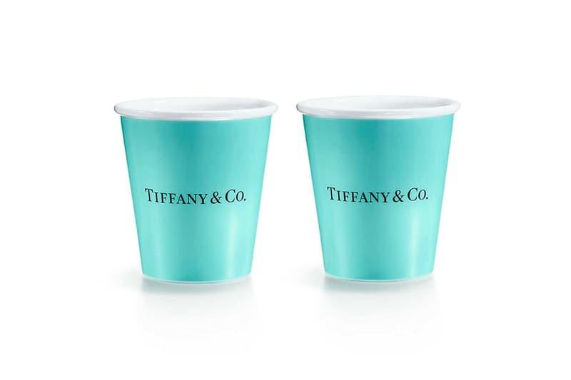 티파니앤코, 홈 데코레이션 아이템 출시, 향초, 연필, 머그컵, 노트, 티파니 블루
