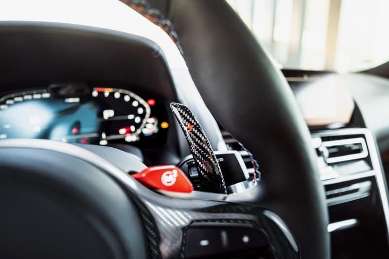 맨하트, BMW 역사상 가장 강력한 M8 컴페티션 공개, 자동차 튜닝 회사