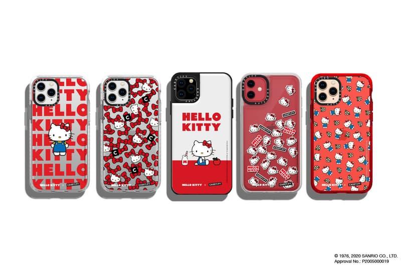 케이스티파이, 헬로 키티와 협업한 테크 액세서리 컬렉션 출시