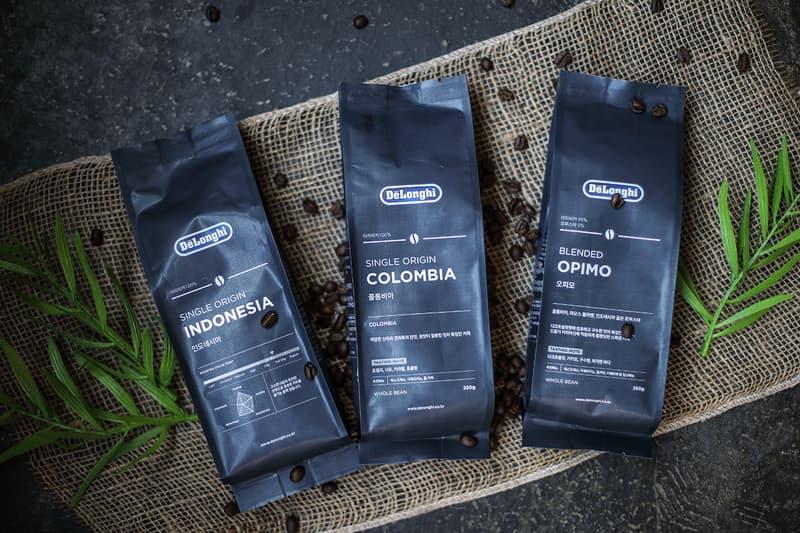 드롱기가 국내 로스터와 함께 선보인 커피 원두 3종, 판매 정보