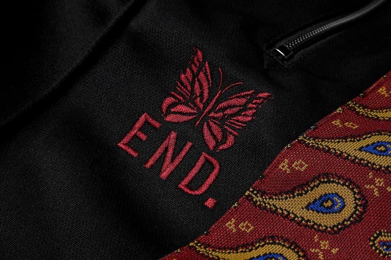 엔드 클로딩, 창립 15주년 기념한 니들스 협업 컬렉션 공개