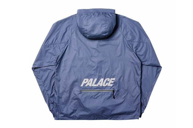 팔라스의 2020년 여름 컬렉션 세 번째 드롭 리스트, 페어텍스 재킷, 크루넥, 반팔, 반바지, 버킷햇, 서프캣, 팔라스 스케이트보드