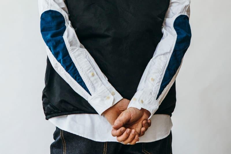 헤이븐이 공개한 비즈빔의 2020SS 에디토리얼 룩북, 드라이 데님, 엔필드 헌팅 재킷, 아이리스 재킷