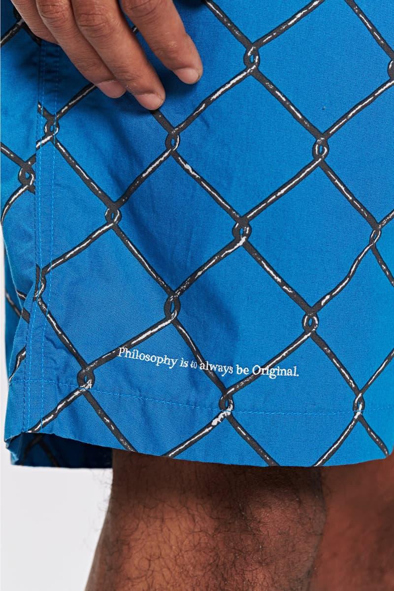 네이버후드 x 그라미치 2020 SS 협업 컬렉션 룩북 및 발매 정보, 체인링크 프린트