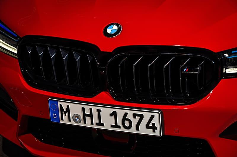 BMW, 고성능 세단의 '끝판왕' 2020 M5 & M5 컴페티션 공개, M 시리즈