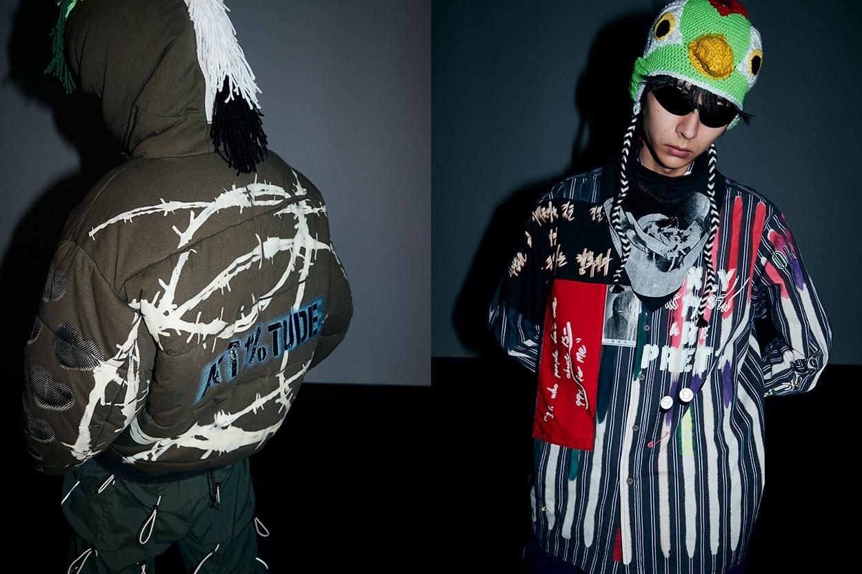 99%IS-의 15번째 컬렉션, 'ATT1%TUDE' 룩북 & 프리 오더 정보