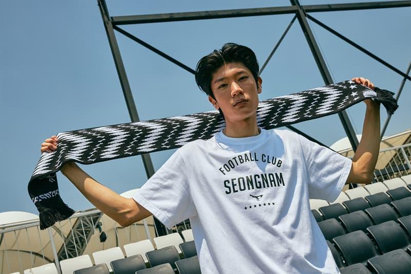 니벨크렉, 'K리그 최다 우승 팀' 성남 FC와의 협업 머천다이즈 컬렉션 공개