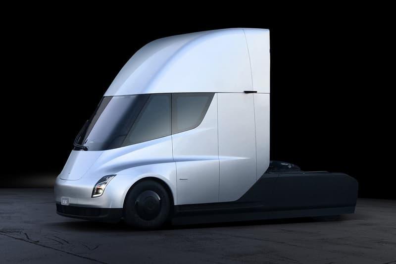 테슬라의 전기트럭 '세미', 드디어 양산형 모델 생산 돌입한다? 전기차, 일론 머스크, 기가 팩토리