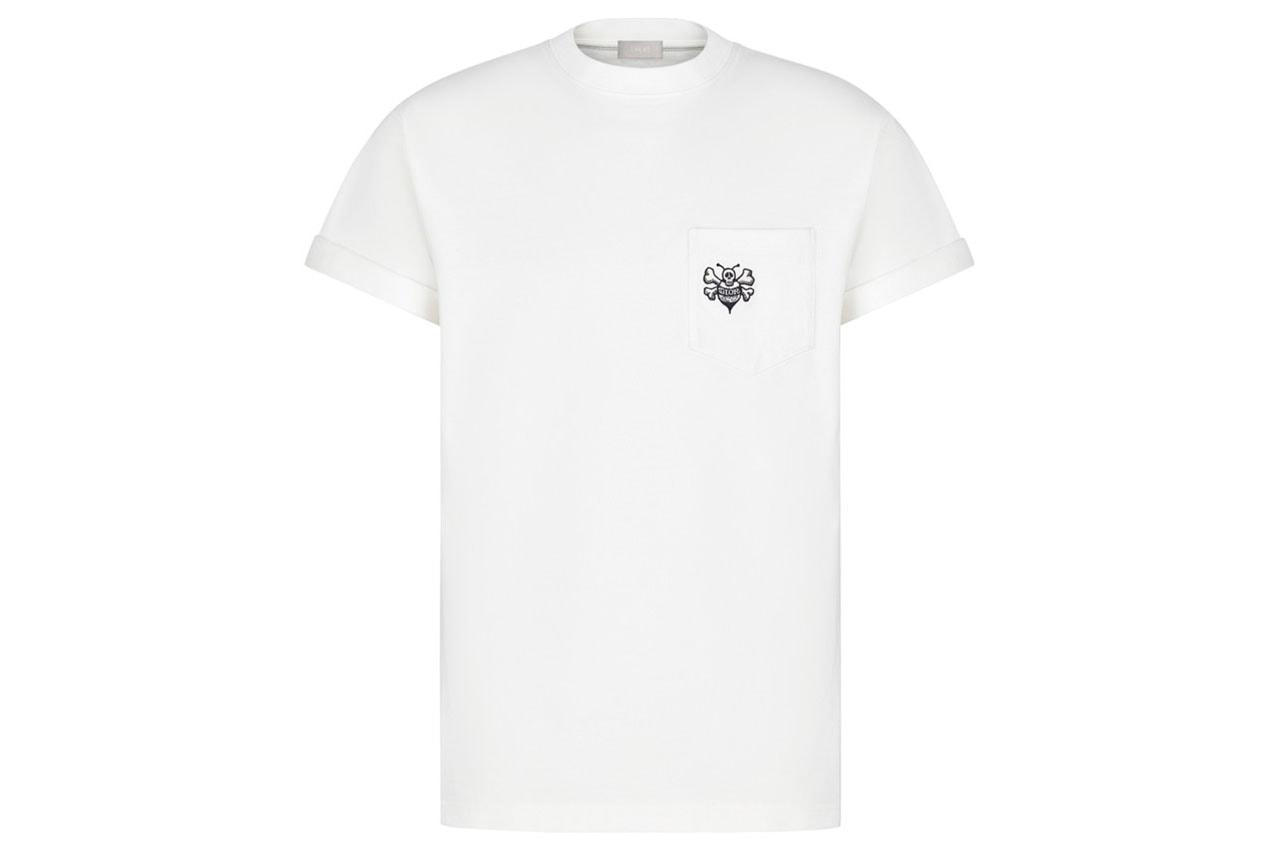 지금 24S에서 만날 수 있는 숀 스투시와 디올의 협업 아이템 7, 티셔츠, 슬립온, 하이톱, 스니커, 목걸이, 셔츠