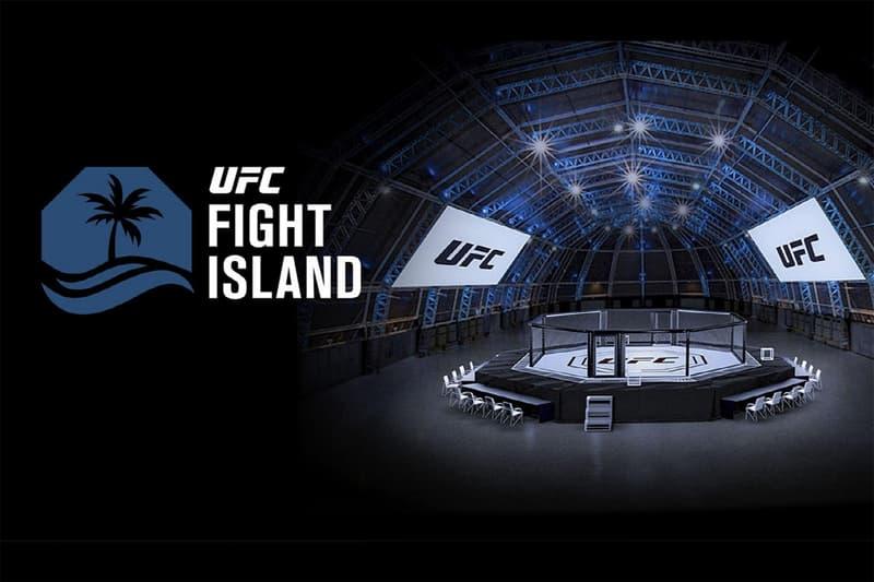 데이나 화이트, 'UFC 파이트 아일랜드'의 정체를 밝히다, 아부다비, UFC 251, 파이트 나이트, 야스 섬, 카마루 우스만, 길버트 번즈, 알렉산더 볼카노프스키, 맥스 할로웨이, 호세 알도, 페트르 얀