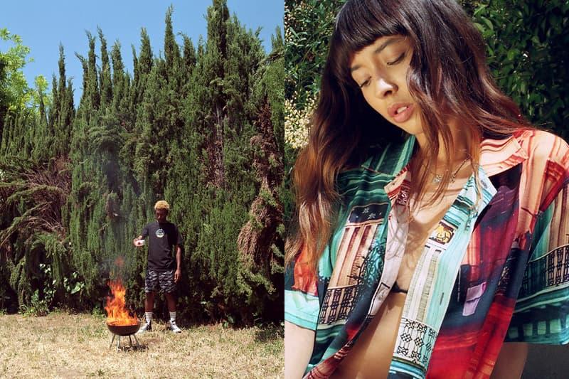 허프 2020년 여름 컬렉션, 'Staycaution' 룩북 및 출시 정보, 블랙파티, 코로나19, 스케이트보드, 로스엔젤레스