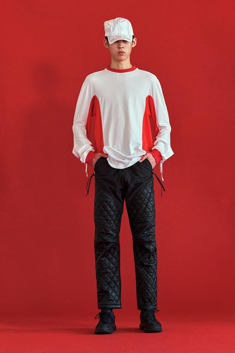 강혁, 9번째 컬렉션 룩북 및 리복 협업 스니커 '프리미어 로드 모던' 공개, LVMH 프라이스