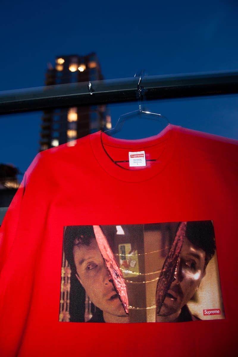 슈프림, 영화 <이치 더 킬러>의 장면을 새긴 2020 여름 티셔츠 컬렉션 공개