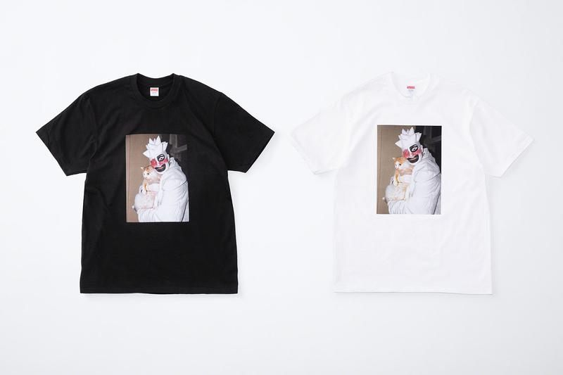 슈프림과 리 바워리의 협업 컬렉션, 룩북 & 발매 정보