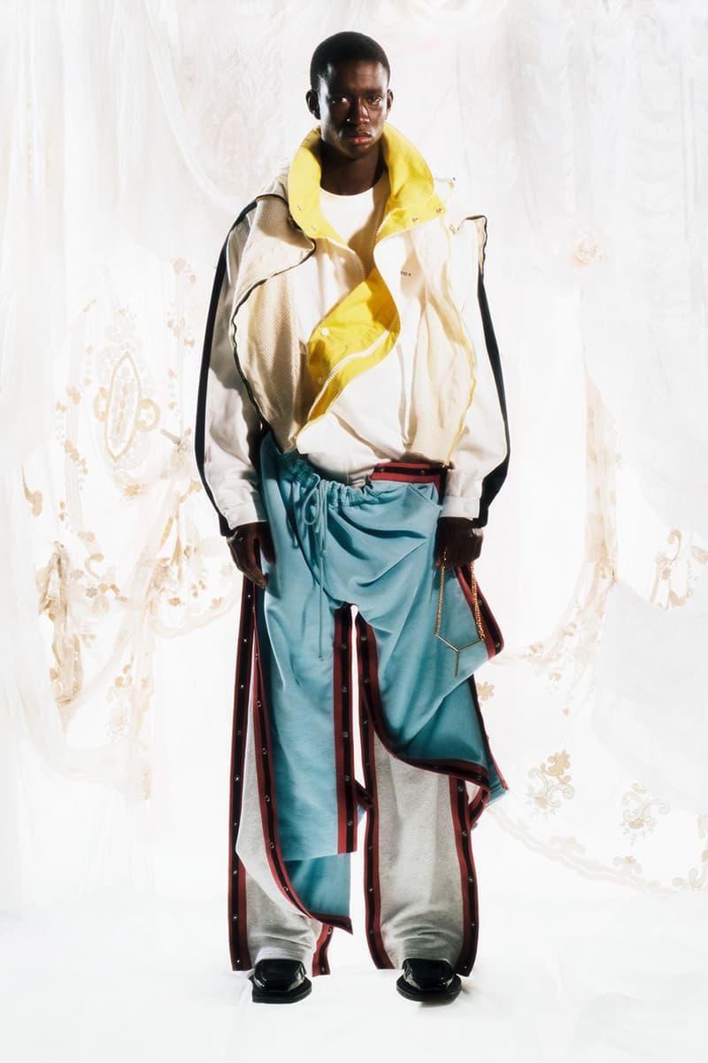 본질에 대한 질문의 답, 와이프로젝트 2021 봄, 여름 컬렉션 룩북