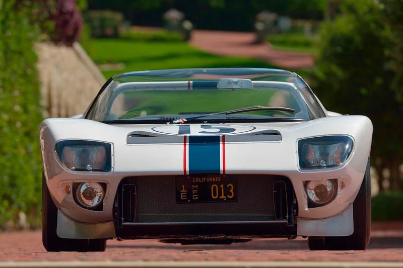 영화 '포드 V 페라리'의 실제 모델, 포드 GT 프로토타입이 경매에 올랐다