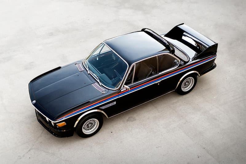 배트맨이 BMW를 탄다면? '배트모빌' 커스텀을 거친 BMW 3.0 CSL 공개, 레이싱카