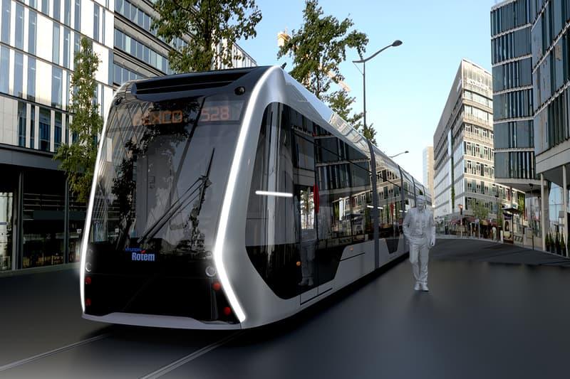 2021년에 국내 최초로 자율주행차량 '수소트램'이 공개된다, 친환경 연료, 수소 연료, 진해 군항제, 벚꽃축제, 현대로템, 창원시청