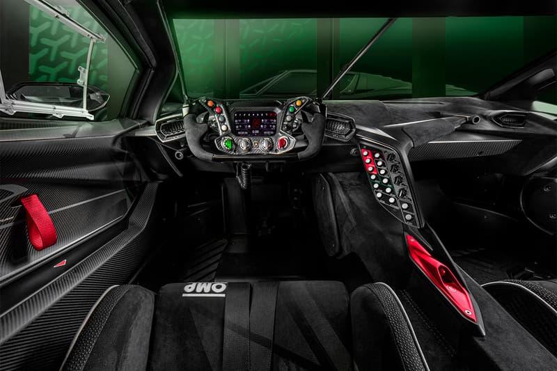 람보르기니 역사상 가장 강력한 출력을 자랑하는 트랙카, '에센자 SCV12' 공개, 아벤타도르, 자연흡기 V12 엔진