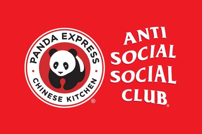 안티 소셜 소셜 클럽, 판다 익스프레스와의 협업 예고