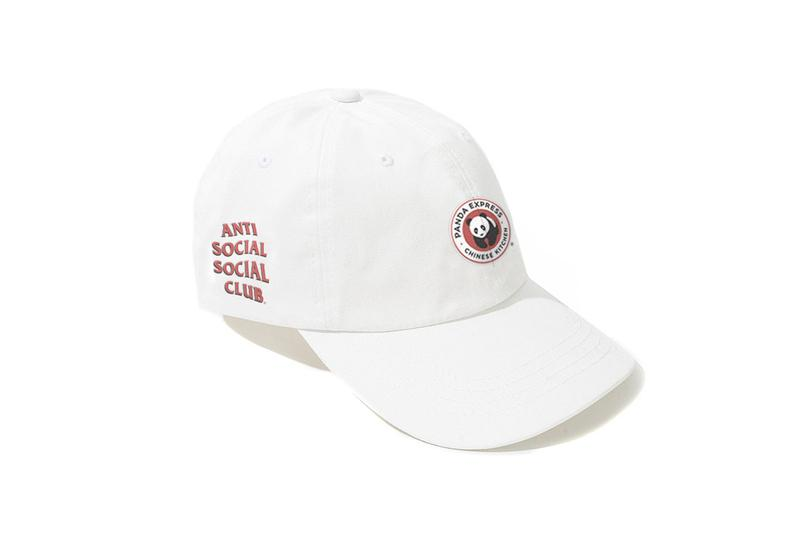 안티 소셜 소셜 클럽과 판다 익스프레스 협업, 전 제품군 & 발매 정보