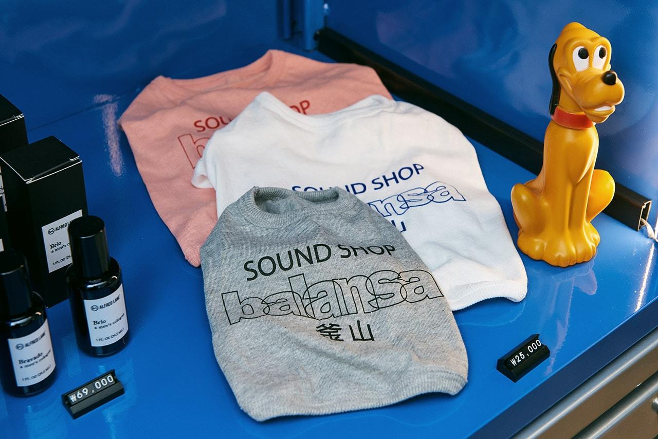 부산의 터줏대감 발란사의 서울 스토어 오픈, BALANSA, 특별시, 로컬, 편집숍, 패션, 캐럿츠, 하이츠