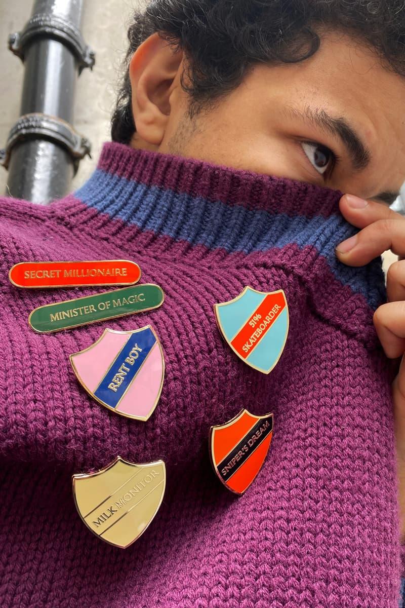 블론디 맥코이의 템스 MMXX, 2020 가을, 겨울 컬렉션 룩북 공개, 아디다스 슈퍼스타, 협업 스니커
