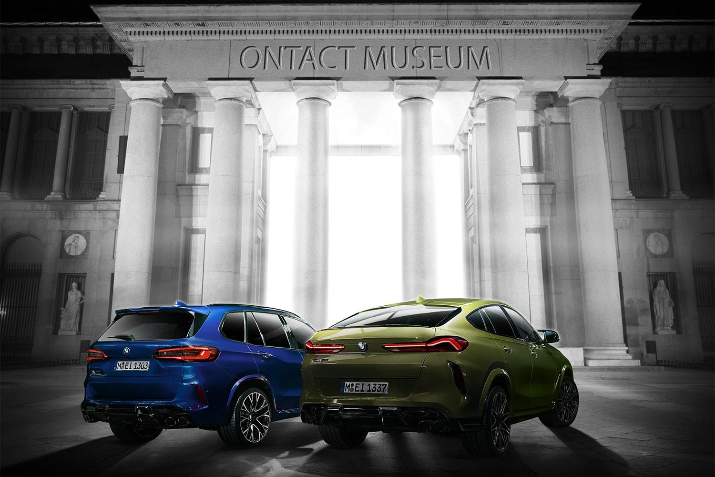 BMW, 초고성능 모델 'THE X5 M' 및 'THE X6 M' 국내 출시 정보