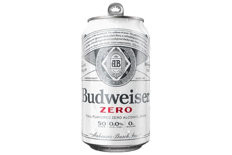 버드 와이저가 브랜드 최초의 무알콜 맥주를 출시한다