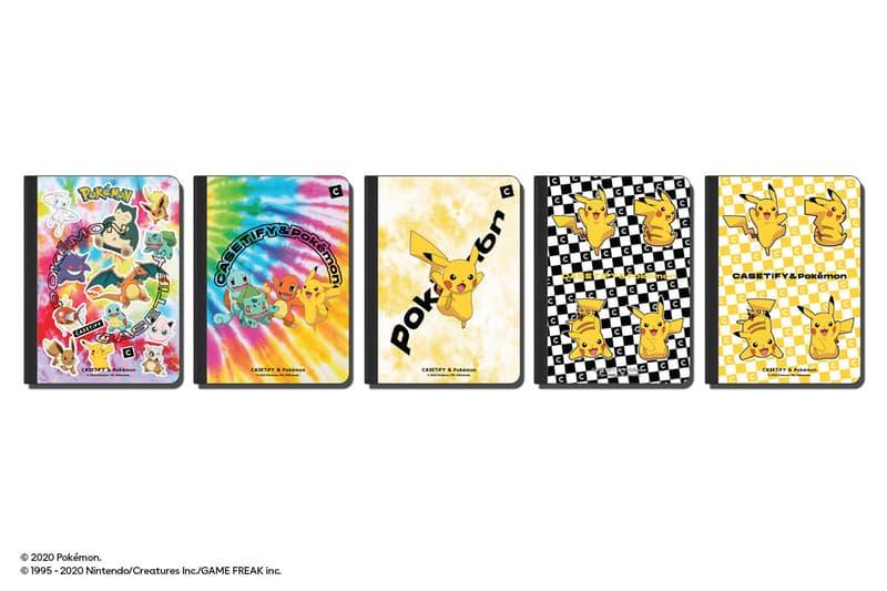 믿고 보는 조합, 케이스티파이와 포켓몬의 새 협업 컬렉션 발매 정보