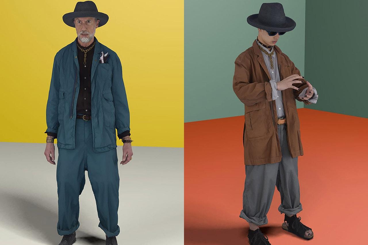 디지털 파리 패션위크 Part 2. - 로에베, 언더커버, 톰 브라운, 르메르, 화이트 마운티니어링, 웰던, 나마체코