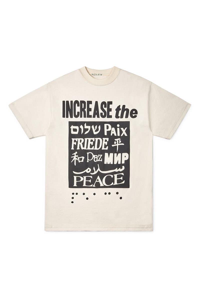 도버 스트리트 마켓, 코로나19 기부 위해 나이키, 사카이와 협업 티셔츠 제작한다, 언더커버, 라프 시몬스, 브레인 데드, 노아, 클롯