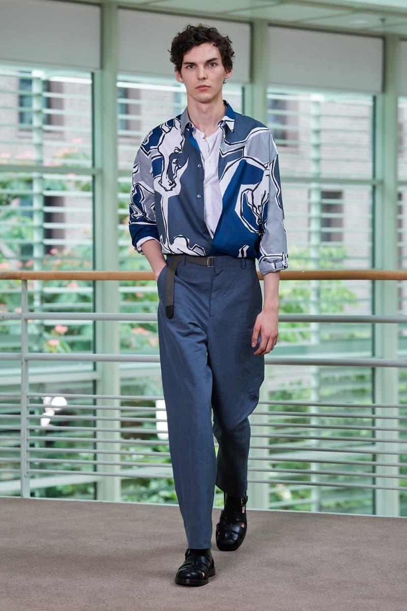 에르메스 2021 SS 남성복 컬렉션, 멘스웨어, 럭셔리, 명품, 남자 명품