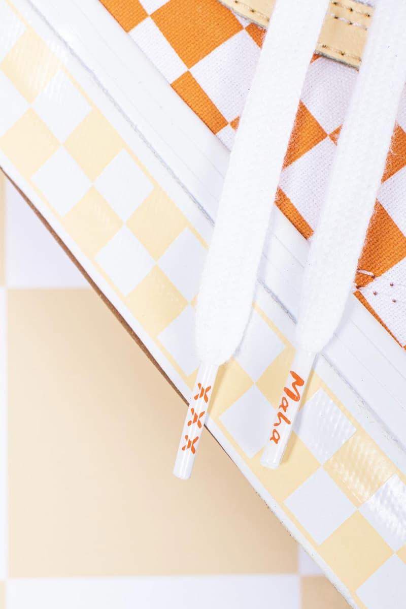 마하 x 반스 협업 OG 스타일 36 LX, 볼트 바이 반스, 더치 패스트리, 오렌지 톰포스, 디저트, 오렌지 톰포스, 볼트 바이 반스