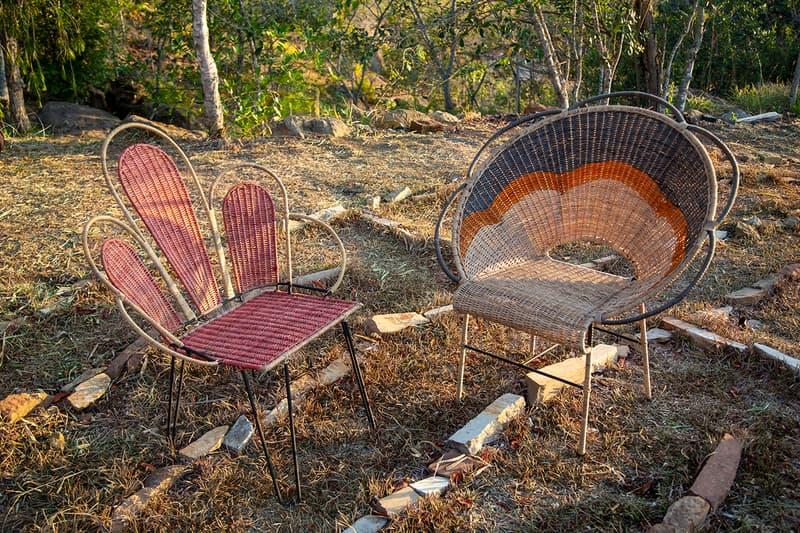 마르니 인테리어 컬렉션 'Zooterico', 홈웨어, 가구, 의자, 바구니, 스툴