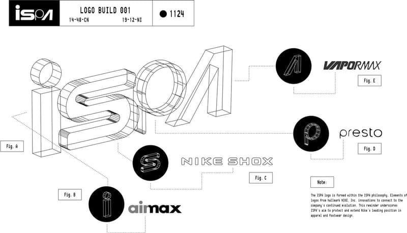 나이키 ISPA 2020 풋웨어 및 의류 컬렉션 전체 제품군 이미지 및 발매 정보 공개