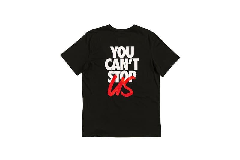 나이키 x 사카이 'You Can't Stop Us' 컬렉션 출시, 와플, 아베 치토세, 코로나19