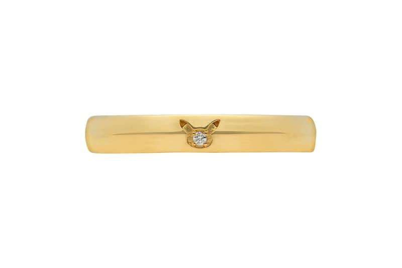 포켓몬스터 피카츄 약혼 반지 출시, 골드 링, 다이아몬드 링, 다이아 반지, 18K, 긴자 다나카, 포켓몬 컴퍼니
