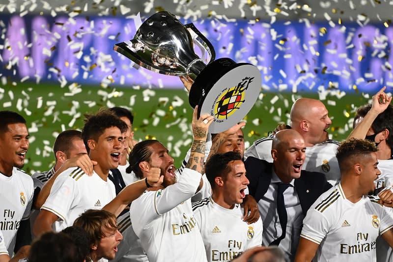 레알 마드리드가 3년 만에 라 리가 정상을 탈환했다, 프리메라리가, FC 바르셀로나, 바르샤, 지네딘 지단, 세르히오 라모스, 카림 벤제마