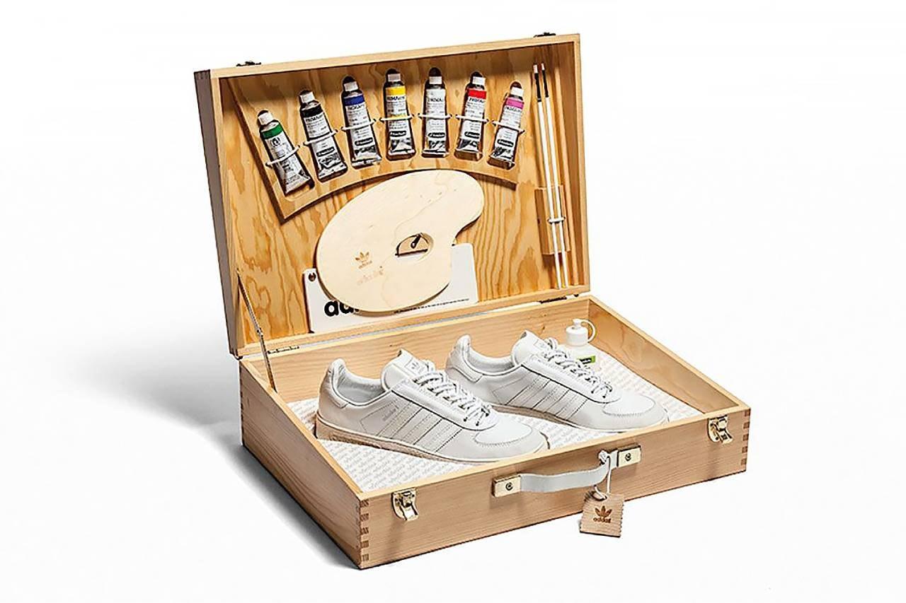지난 20년간 제작된 '초희귀' 스니커 박스는 어떤 모습일까?, 나이키, SB 덩크, 에어 조던, 아디다스 오리지널스, 클롯, 콘셉트
