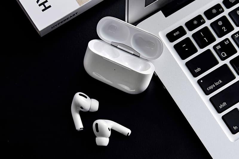 애플, 위험 감지하면 자동으로 볼륨 줄여주는 에어팟 출시한다?