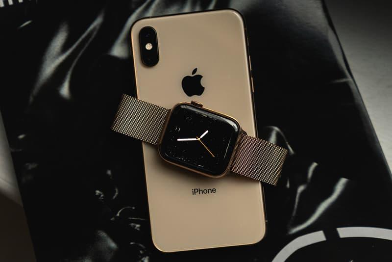 애플이 아이폰, 애플 워치 기기 자체 센서로 자외선 살균되는 기술을 개발 중이다