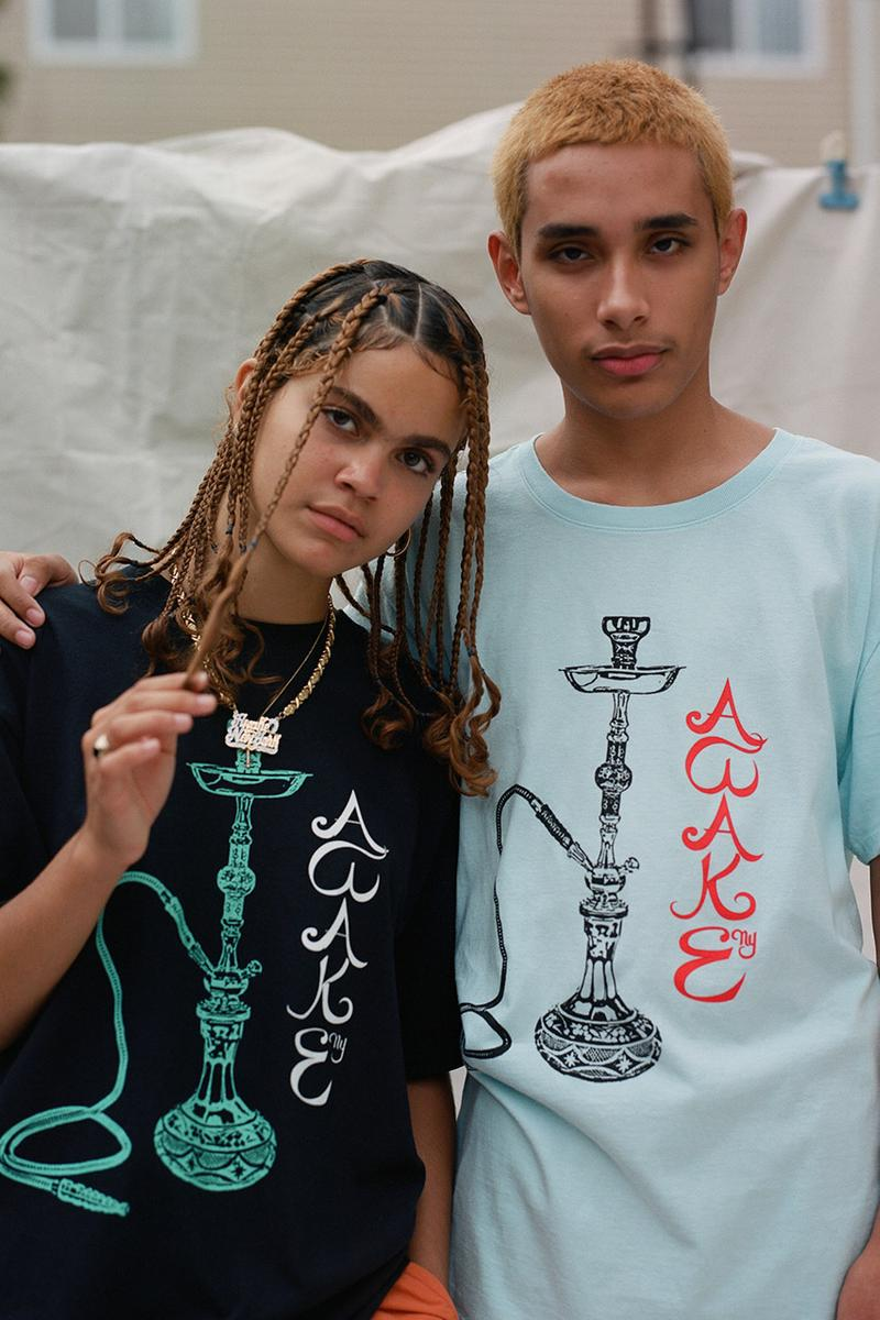 어웨이크 NY 2020 여름 리-업 티셔츠 컬렉션 발매 정보