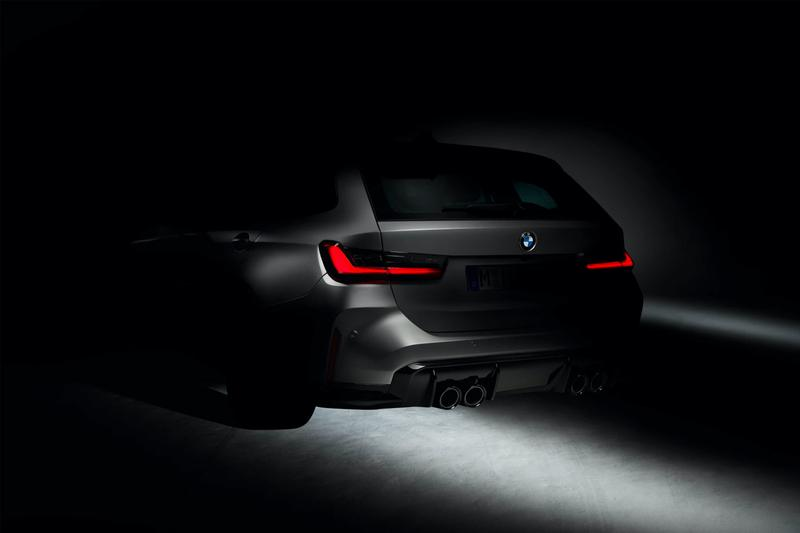 BMW M3 투어링 왜건 최초 공개, 쿠페, 세단, 바겐, G바겐
